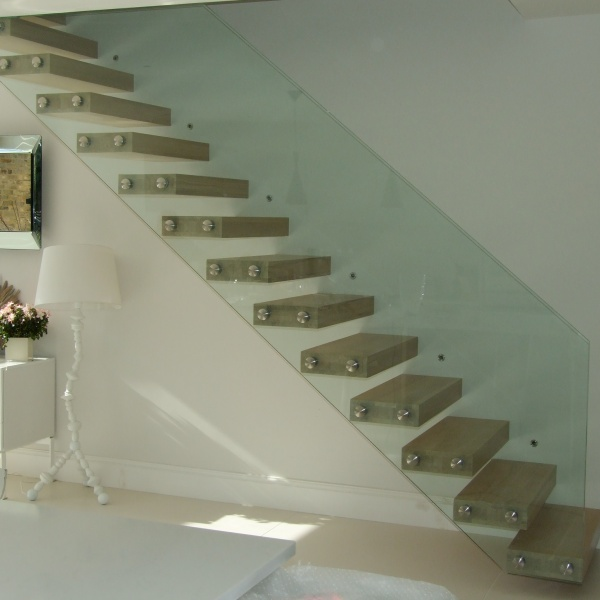 Glass balustrades, photo: 75