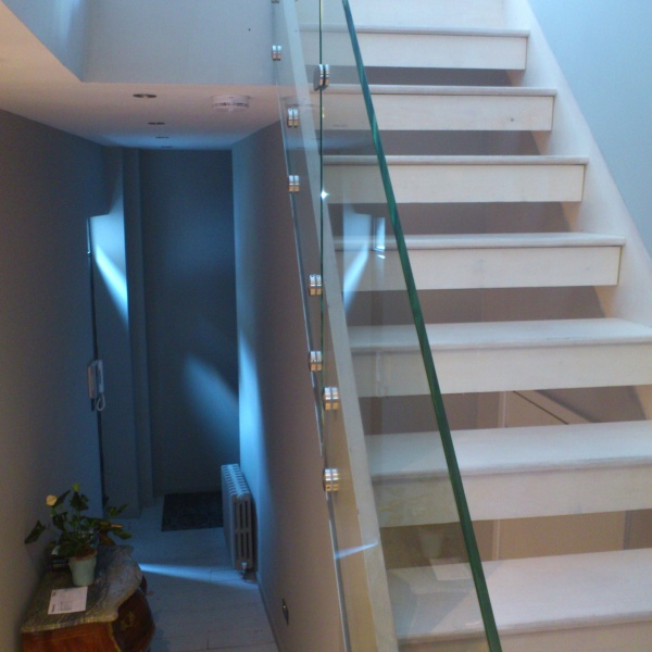 Glass balustrades, photo: 39