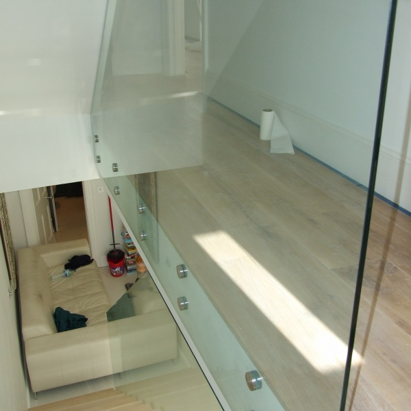 Glass balustrades, photo: 73