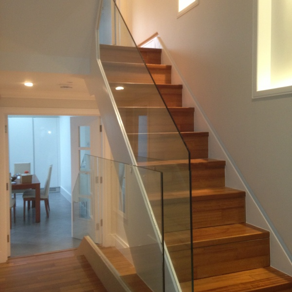 Glass balustrades, photo: 81