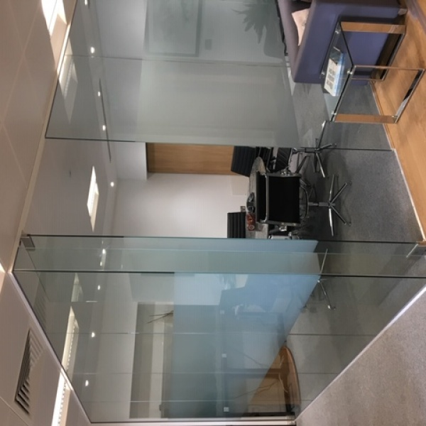 Glass office partitions, photo: 5