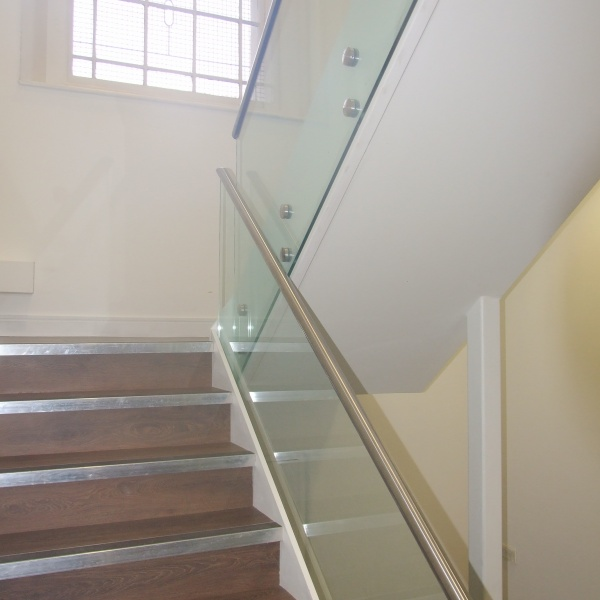 Glass balustrades, photo: 85
