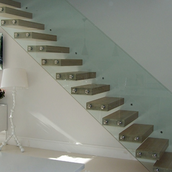Glass balustrades, photo: 3