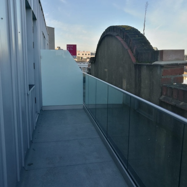 Glass balustrades, photo: 53