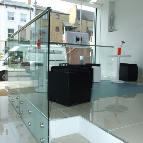 Glass balustrades, photo: 19