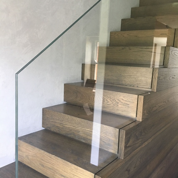 Glass balustrades, photo: 49
