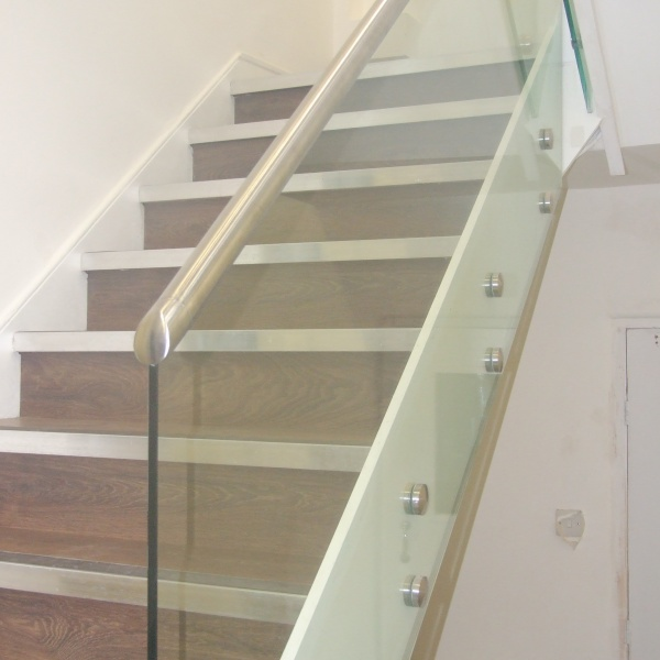 Glass balustrades, photo: 86