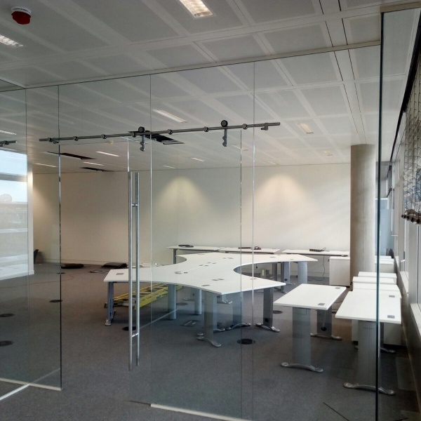 Glass office partitions, photo: 7