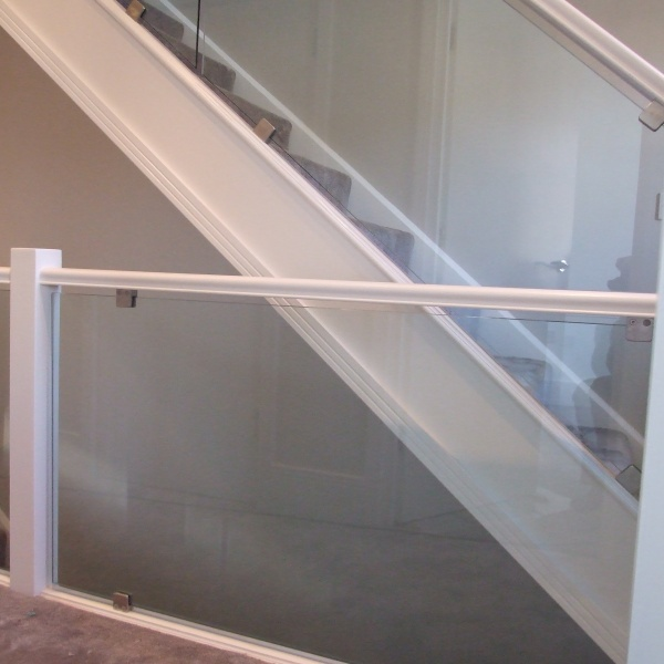 Glass balustrades, photo: 95