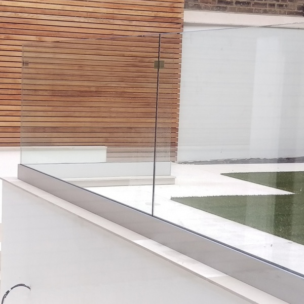 Glass balustrades, photo: 8