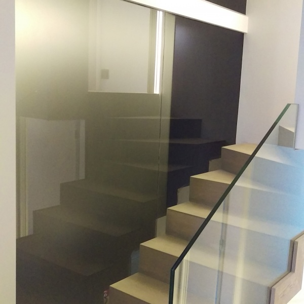 Glass balustrades, photo: 12