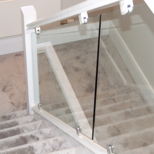 Glass balustrades, photo: 72