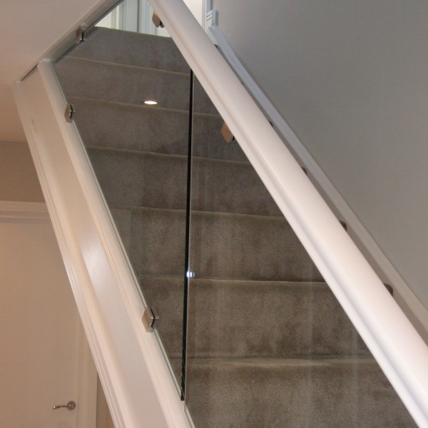 Glass balustrades, photo: 94