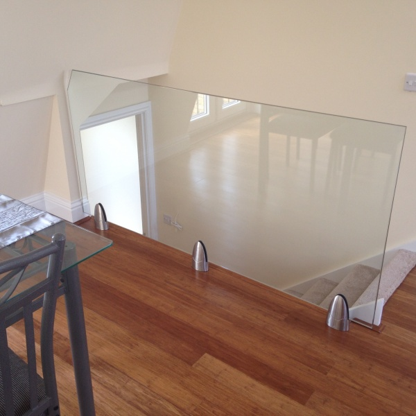 Glass balustrades, photo: 61