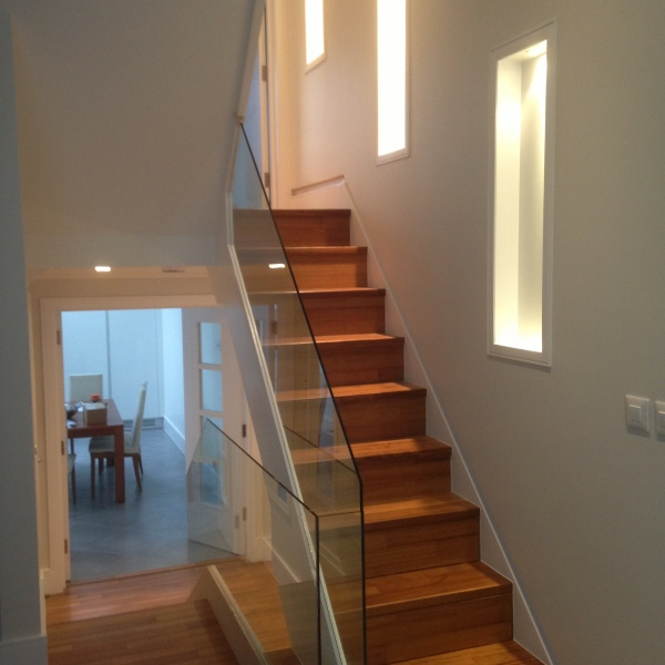 Glass balustrades, photo: 80