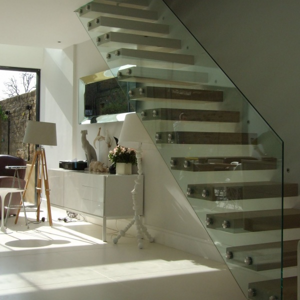 Glass balustrades, photo: 2
