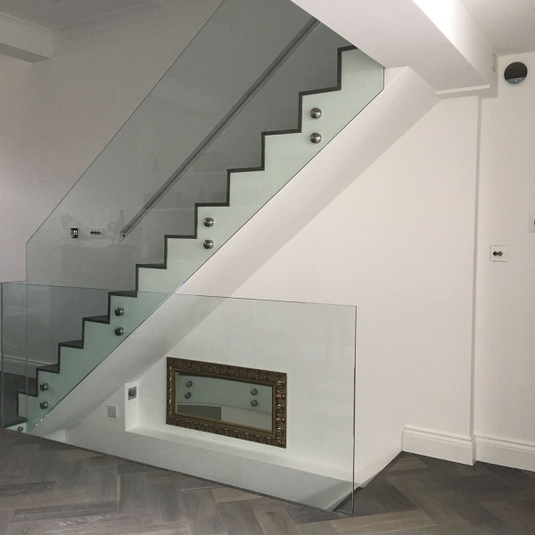 Glass balustrades, photo: 41