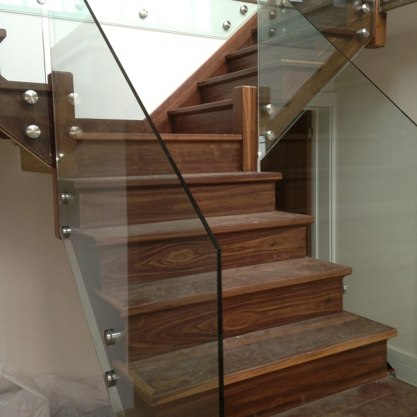 Glass balustrades, photo: 14