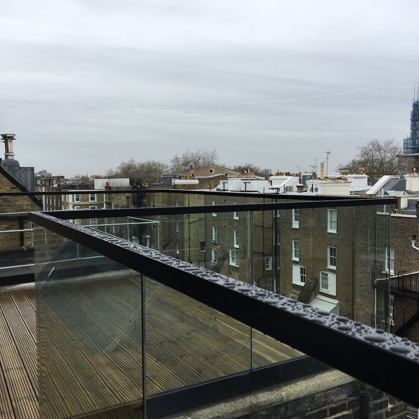 Glass balustrades, photo: 44