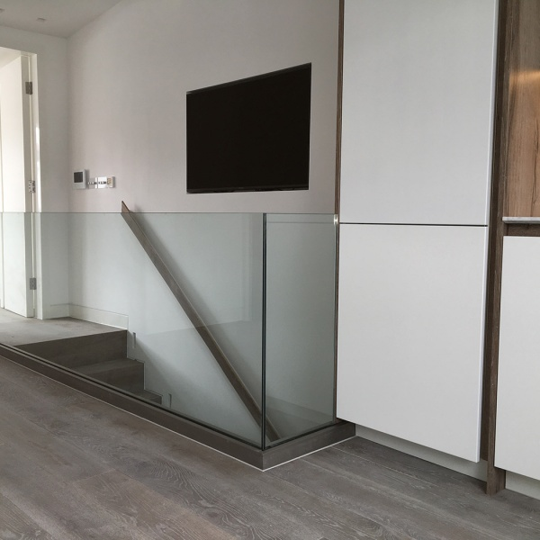 Glass balustrades, photo: 7