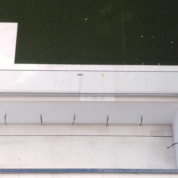 Glass balustrades, photo: 9