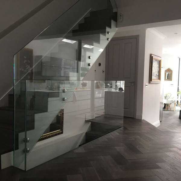 Glass balustrades, photo: 42