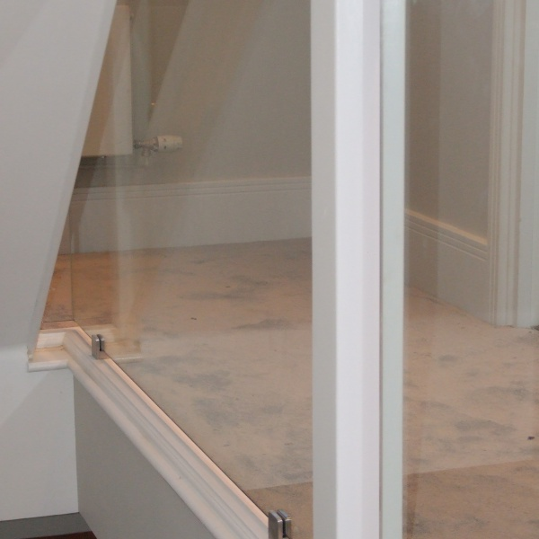 Glass balustrades, photo: 92