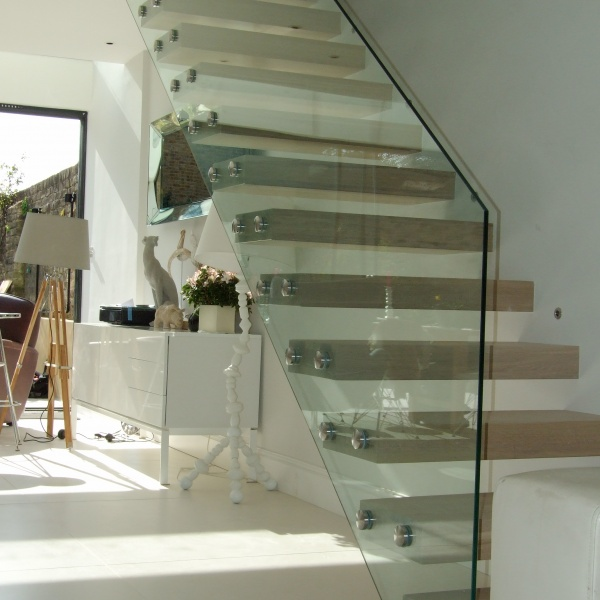 Glass balustrades, photo: 74