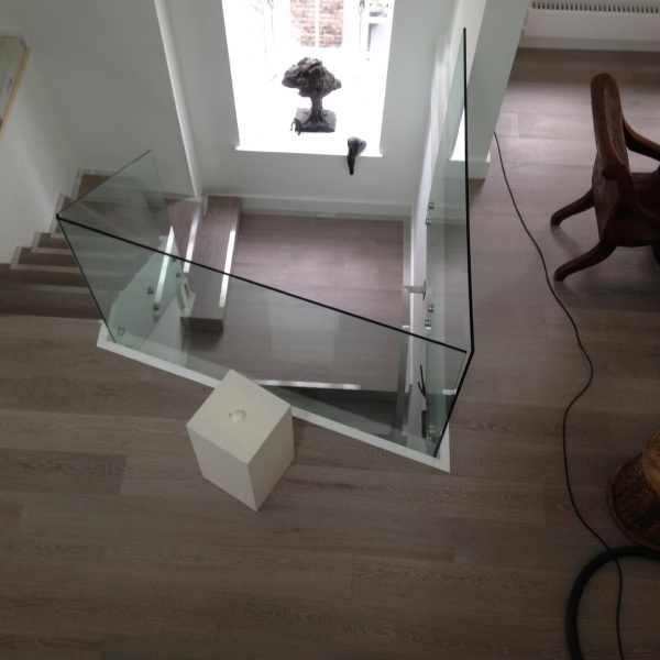 Glass balustrades, photo: 22